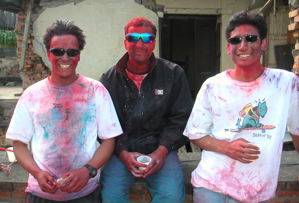 Holi Festival Kathmandu